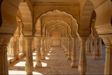 Arches, Amber Palace, Jaipur